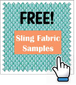 Free Lawn Chair Fabric Samples