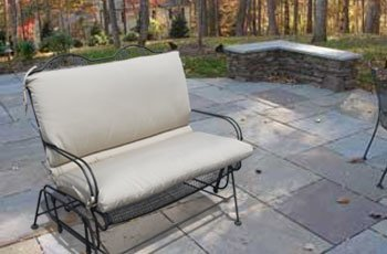 Seat Pads For Wrought Iron Patio Chairs And Chaises